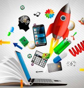 recursos digitales en el éxito comercial